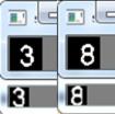 分割出来的数独数字